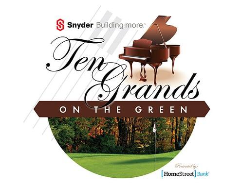 Michael Allen Harrison – Ten Grands on the Green