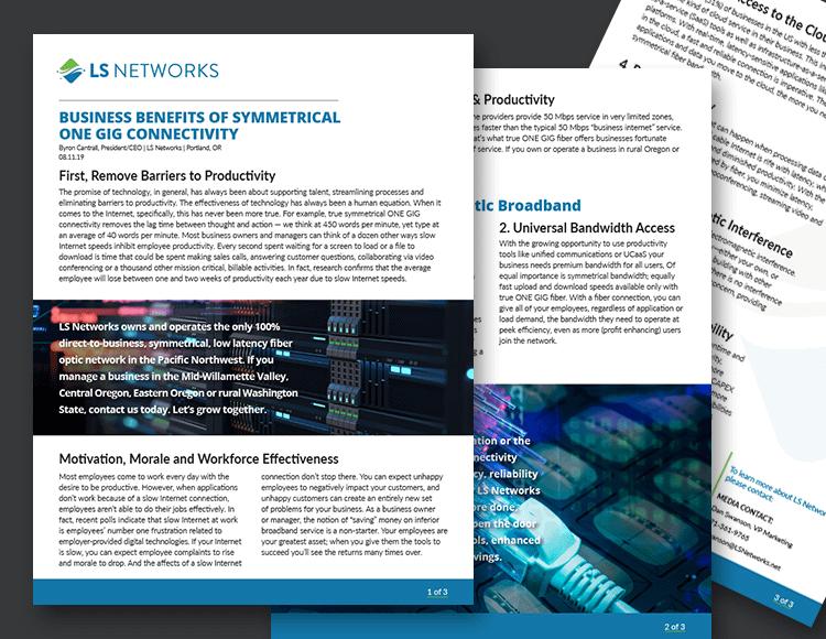 LS Networks Blog posts